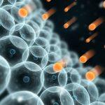 картинка окисного процесу клітин під мікроскопом