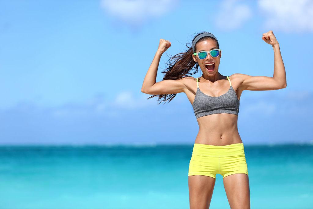 Швидко схуднути після відпустки